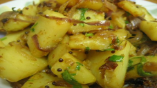 Potato Bhujia