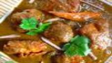 Surmai fish kofta