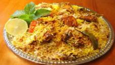 Afghani Mutton Biryani
