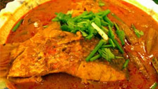 Bombal Fish Curry