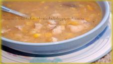 چکن کا ر ن سوپ
