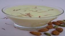 Badam (Almond) Sherbet