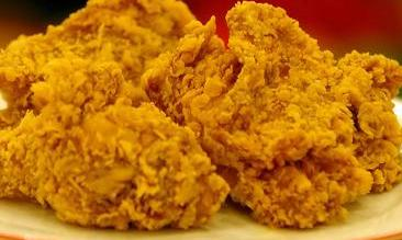 Crispy Chicken Broast