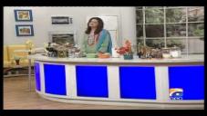 Makhani Handi & sheer khurma by Farah Jehanzeb