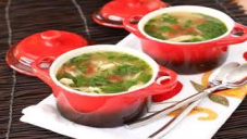 CHILLI CHICKEN SOUP