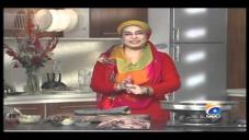 Dum Pukhat Bakrol Ran, Chawal Jawahir, Khoya Gajar Gulkand By Chef Rahat