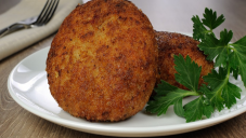 Pakistani Potato Cutlets