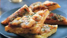 Prawn Toasts