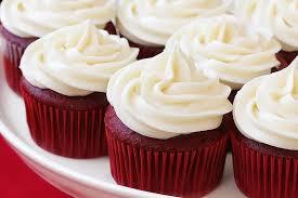ریڈ ویلویٹک کپ کیک