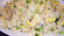 Egg and Ginger Fried Rice