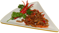 Chinese Chilli Beef