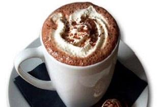 ہاٹ چاکلیٹ کافی