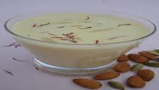 Almond Sherbet