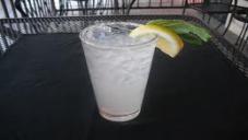 Jasmine Lemonade Cocktail
