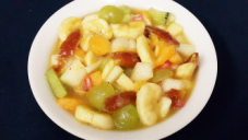 Juicy Fruit Chaat