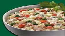 Russian salad recipe by chef gulzar recipes
