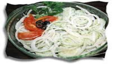 Pakistani Cucumber Salad By Chef Fauzia