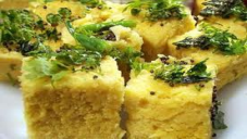 Instant besan dhokla recipes in urdu english dal and rice dhokla forumfinder Choice Image