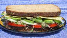 Cucumber Sandwich