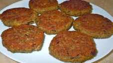 Stuffed Meat Balls (Moghlai Shami Kabab)