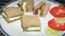 693 - Paneer Sandwich