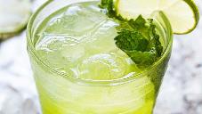 Mint Drink (Pudina Ka Sherbet)