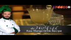 Keri Ka Sharbat Full Recipe for Ramadan Iftar in Urdu