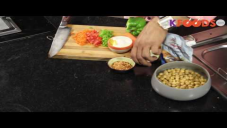 Mayonnaise Chana Chaat Full Recipe for Iftar
