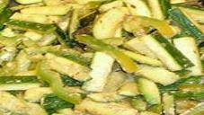 مولی کی سوکھی سبزی