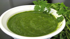 Green Pepper Chutney