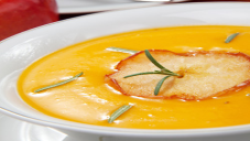 Apple and Butternut Squash Soup