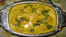 Shahi Koftay