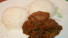 South Indian Mutton Fry Masala