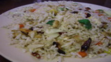 Tud Tud Bhata (Kashmiri fried rice)