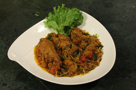 Pickled Fish Recipe by Chef Zakir